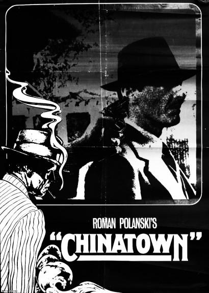 Chinatown-1974-Roman Polanski-Jack Nicholson-Faye Dunaway-neo noir-film poster-Afterhour Sleaze and Dignity
