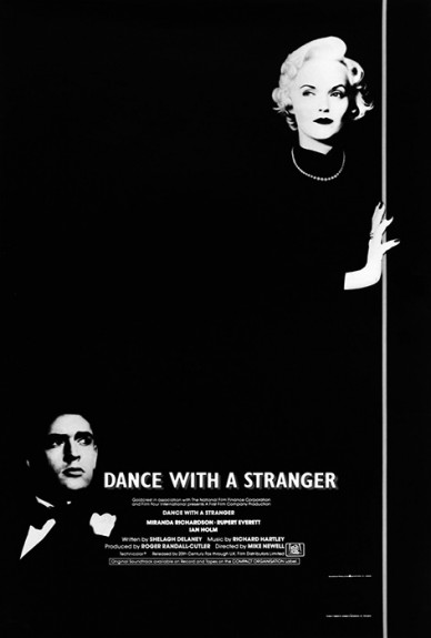 Dance With A Stranger-1985 British film-Miranda Richardson-Ruper Everett-Afterhours Sleaze and Dignity-2