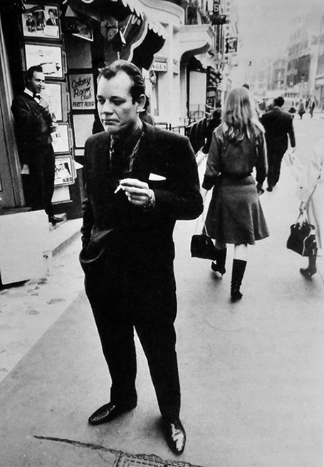 Fings Ain't Wot They Used T'Be: Daniel Farson's Soho In The Fifties, Frank Norman, rogues and gents…