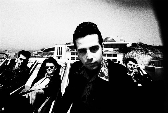 Gallon Drunk-1991-At The Seaside-The Last Gang In Town-Steve Gullick-Afterhours Sleaze and Dignity