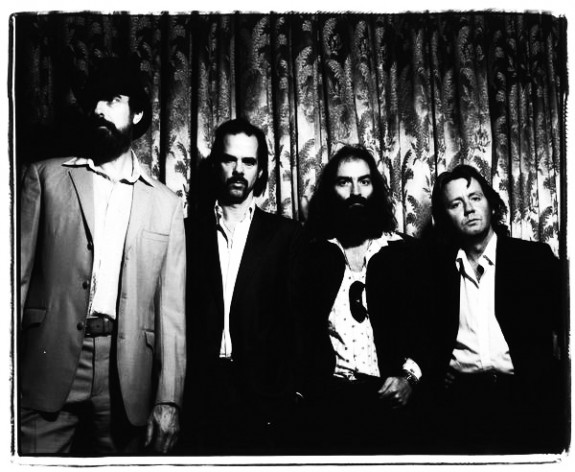 Grinderman-Steve Gullick-Nick Cave-Afterhours Sleaze and Dignity