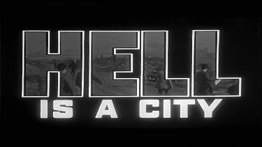 Hell Is A City-1960-Stanley Baker-British noir-Afterhours Sleaze and Dignity-logo