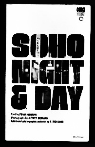 Soho Night & Day-Frank Norman & Jeffrey Bernard-Afterhours Sleaze and Dignity-2