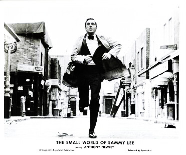 The Small World Of Sammy Lee-Anthony Newley-Julia Foster-Soho-1963-Afterhours Sleaze and Dignity-3