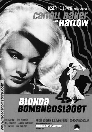 Harlow-1965 film Carroll Baker-Afterhours Sleaze and Dignity-1