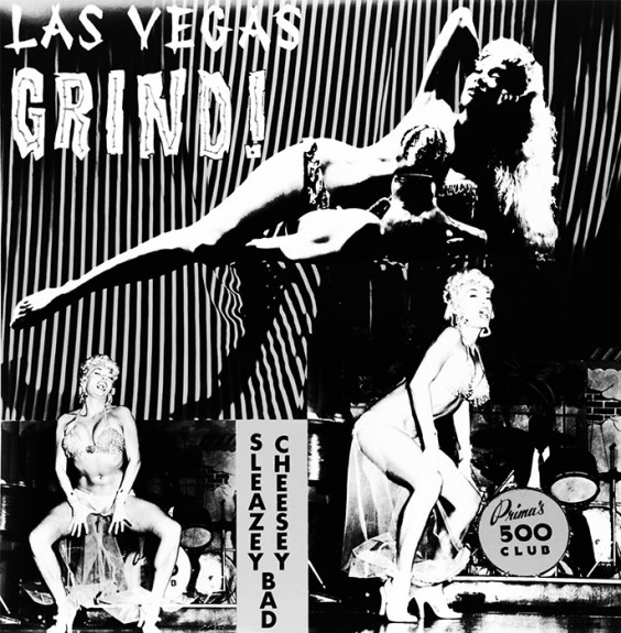 Las Vegas Grind cover-Afterhours Sleaze and Dignity