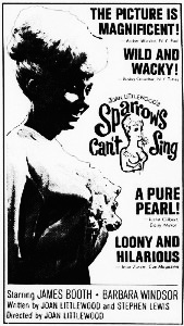 Sparrows Cant Sing-Barbara Windsor-James Booth-1963-Afterhours Sleaze and Dignity-3