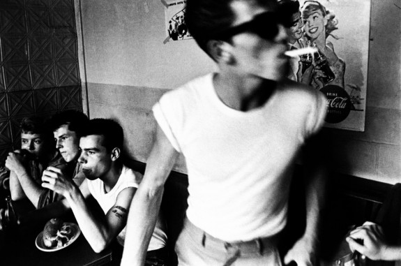 Bruce Davidson-Brooklyn Gang-photography book-1959-Twin Palms publishing-Afterhours Sleaze and Dignity-2