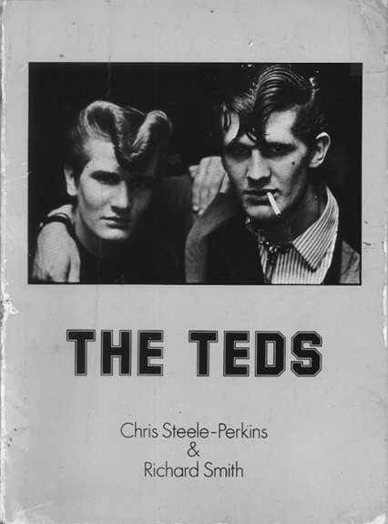 The Teds-Chris Steele-Perkins-Richard Smith-Travelling Light-Exit-original edition-Afterhours Sleaze and Dignity