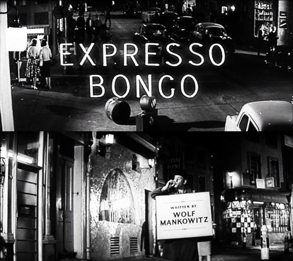 Expresso Bongo-1959-Wolf Mankowitz-Afterhours Sleaze and Dignity-Soho