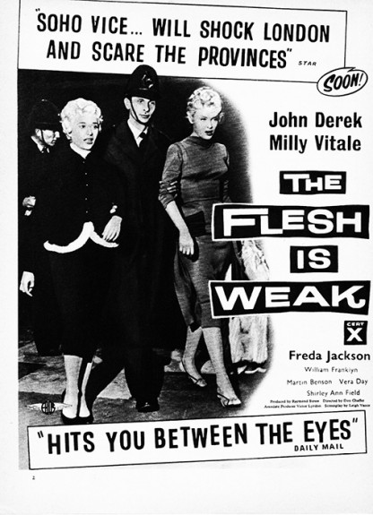 The Flesh Is Weak-1957-Afterhours Sleaze and Dignity-1