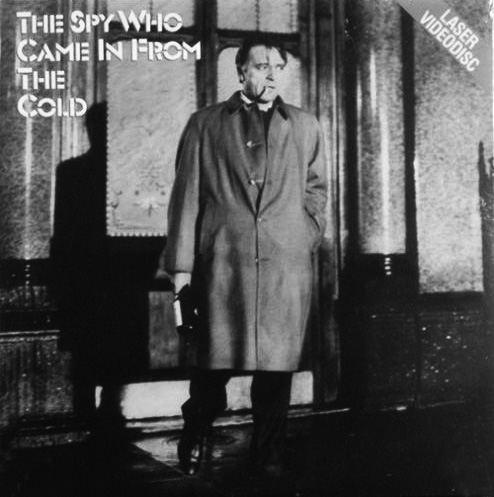 The Spy Who Came In From The Cold-1965-Richard Burton-Afterhours Sleaze and Dignity