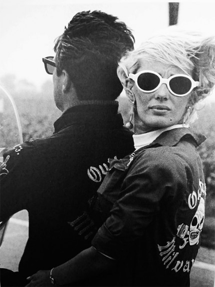 Danny Lyon-The Bikeriders-Aperture-Chronicle books-Afterhours Sleaze and Dignity-2