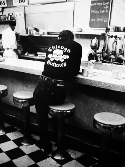 Danny Lyon-The Bikeriders-Aperture-Chronicle books-Afterhours Sleaze and Dignity