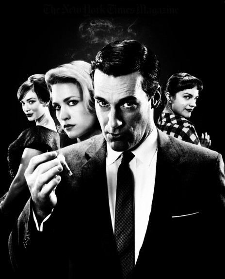 Mad Men-tv series-John Hamm-New York Times