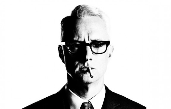 Roger Sterling-Mad Men