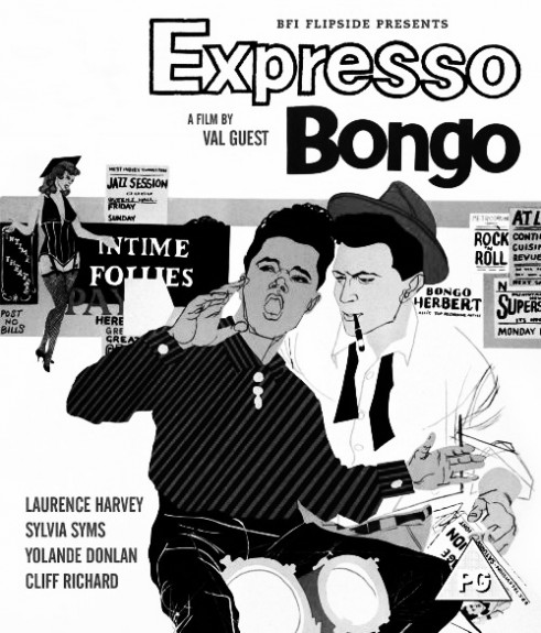 Expresso Bongo-BFI Flipside-Val Guest-Sylvia Sims-Afterhours Sleaze and Dignity